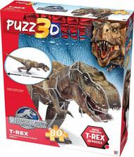 Jurassic World T-Rex 3-D Puzzle
