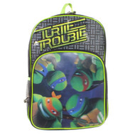 "Teenage Mutant Ninja Turtles ""Turtle Trouble"" Backpack"