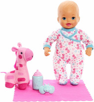 Little Mommy Goodnight Snuggles Baby Doll
