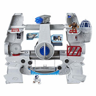 Star Wars Galactic Heroes 2-In-1 Millennium Falcon Vehicle Playset