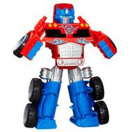 Playskool Transformers Rescue Bots Optimus Prime Rescue Trailer