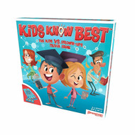 "Pressman ""Kids Know Best"" Board Game"