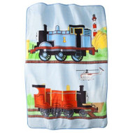 Thomas Micro Raschel Blanket 62in x 90in