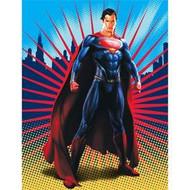 Superman Silk Touch Throw
