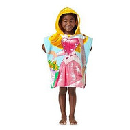 Sleeping Beauty Aurora Hooded Towel Poncho