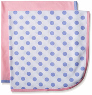 Gerber Baby Girl 2-Pack Thermal Blankets - Polka Dots