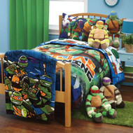 Teenage Mutant Ninja Turtles Plush Blanket
