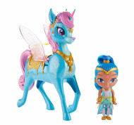 Fisher-Price Shimmer & Shine: Shine & Magical Flying Zahracorn