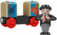 Fisher-Price Thomas & Friends Wood - Traveling Sir Topham Hatt