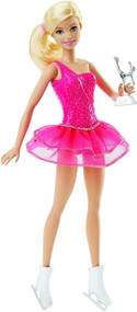 Barbie Careers Ice Skater Doll