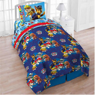 Paw Patrol Pups Save The Day Comforter Twin
