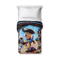 Paw Patrol Pirate Pups Comforter Twin