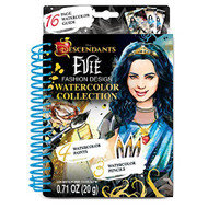 Make It Real – Disney Descendants Watercolor (Evie)