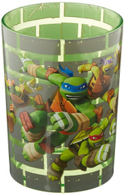 Teenage Mutant Ninja Turtles Nickelodeon Crash Landing Toothbrush Holder