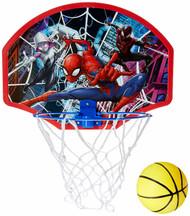 Spiderman Basketball Set