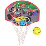Mickey and The Roadsters Basketball Set