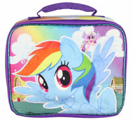 My Little Pony Soft Lunch Box (Rainbow Dash)