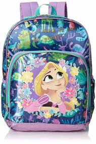 "Disney Tangled Rapunzel ""Take on the World"" 16"" Backpack"