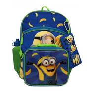 Despicable Me 5-Piece Backpack School Set