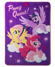 My Little Pony Bed Blankets Pony Quest 62 x 90