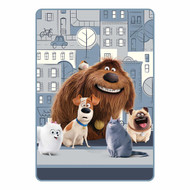Universal The Secret Life City of Pets Microraschel Blanket