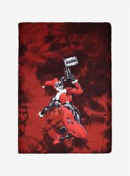 Harley Quinn Full/Queen Size Comforter