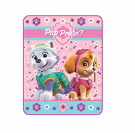 Paw Patrol Pup Power Silk-Touch Throw