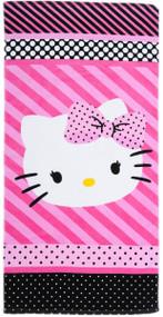 Hello Kitty Dots J'Adore Hand Towel