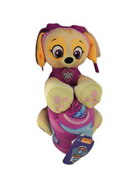 Paw Patrol Skye Plush and Throw Set