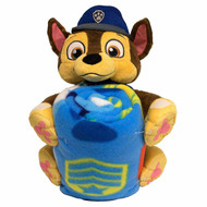 Paw Patrol Chase Plush and Throw Set