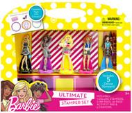 Mattel Barbie Ultimate Stamper Set