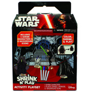 Star Wars Shrink N' Play Activity Play Set