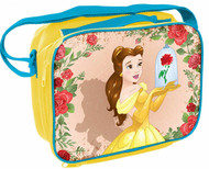 Disney Princess Belle Insulated Lunch Bag w/ Shoulder Strap