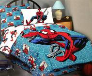 Spider-man Webslinger Full Size Comforter