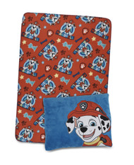 Paw Patrol Marshall Toddler Pillow and Blanket Set
