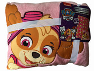 Paw Patrol Skye Toddler Pillow and Blanket Set