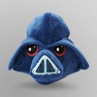 "Angry Birds Star Wars Pillow Darth Vader 12"""
