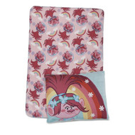 Trolls Poppy Toddler Pillow and Blanket Set
