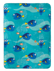 Finding Dory Super Soft Travel Blanket