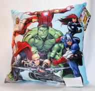 Marvel Avengers Comics Decorative Throw Pillow