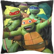 TMNT Cowabunga Turtles! Decorative Throw Pillow