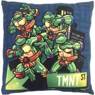 TMNT Street Decorative Throw Pillow