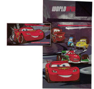 Disney Cars Slumber Bag with Pillow
