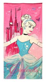 Disney Princess Cinderella Bath/Beach/Pool Towel