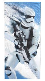 Star Wars EP7 Stormtrooper Splatter Bath/Beach/Pool Towel