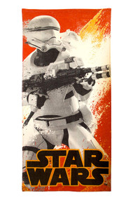 Star Wars EP7 Flame Trooper Bath/Beach/Pool Towel