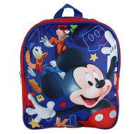 """Mickey and the Roadster Racers 12"""" Backpack"""