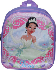 "Princess Tiana 12"" Backpack"