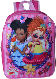 "Fancy Nancy 15"" Backpack (Pink Nancy & Bree)"