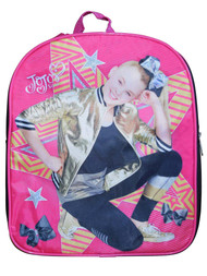 "JoJo Siwa Stars Bows 12"" Backpack"